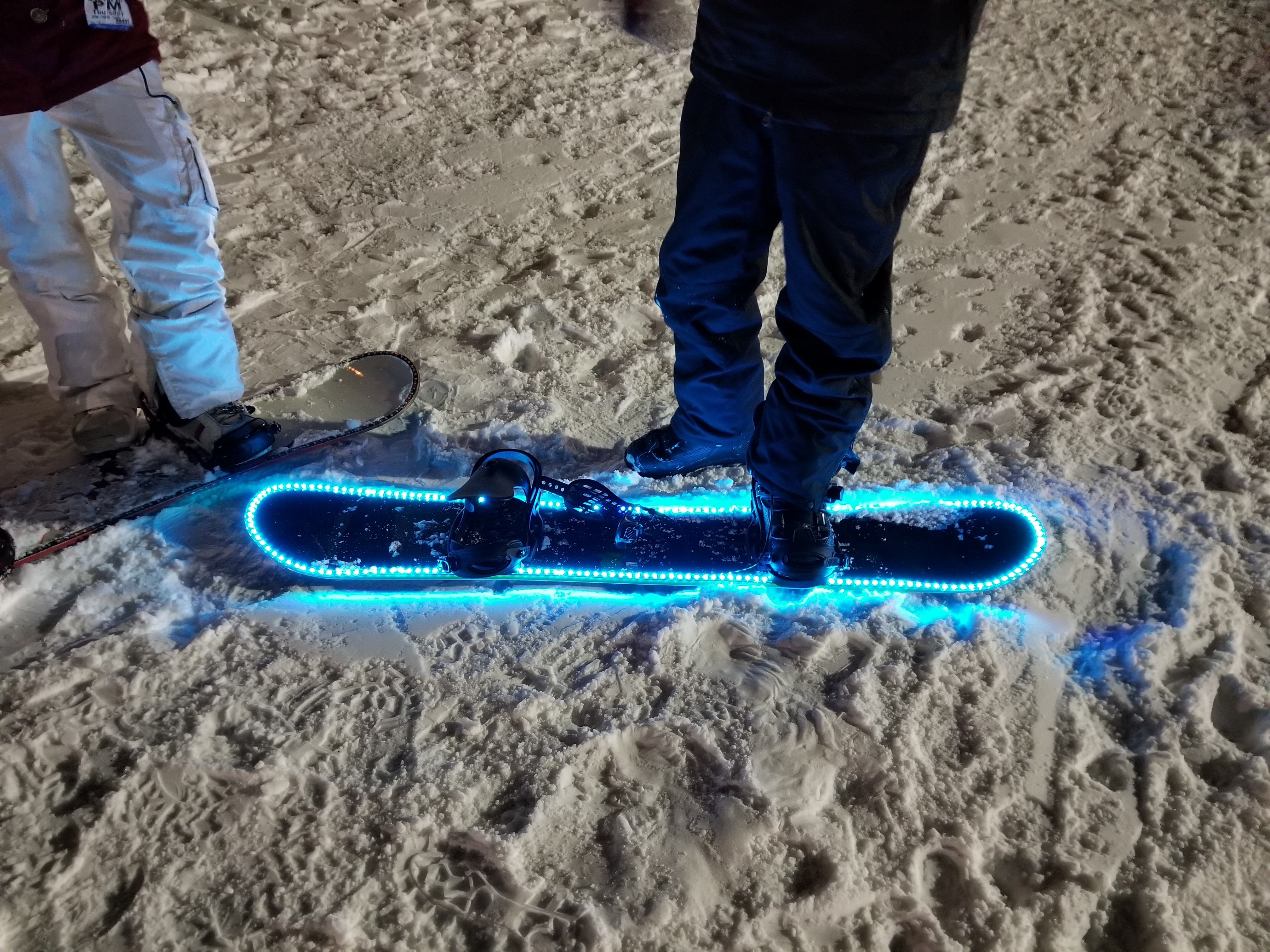 Picture of LED Snowboard Kit