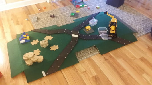 Finishing the Tunnel and Adding Roads