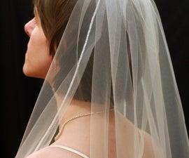 5 Dollar Wedding Veil