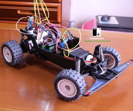 Arduino Dual Controlled RC Car (Bluetooth and WiFi)