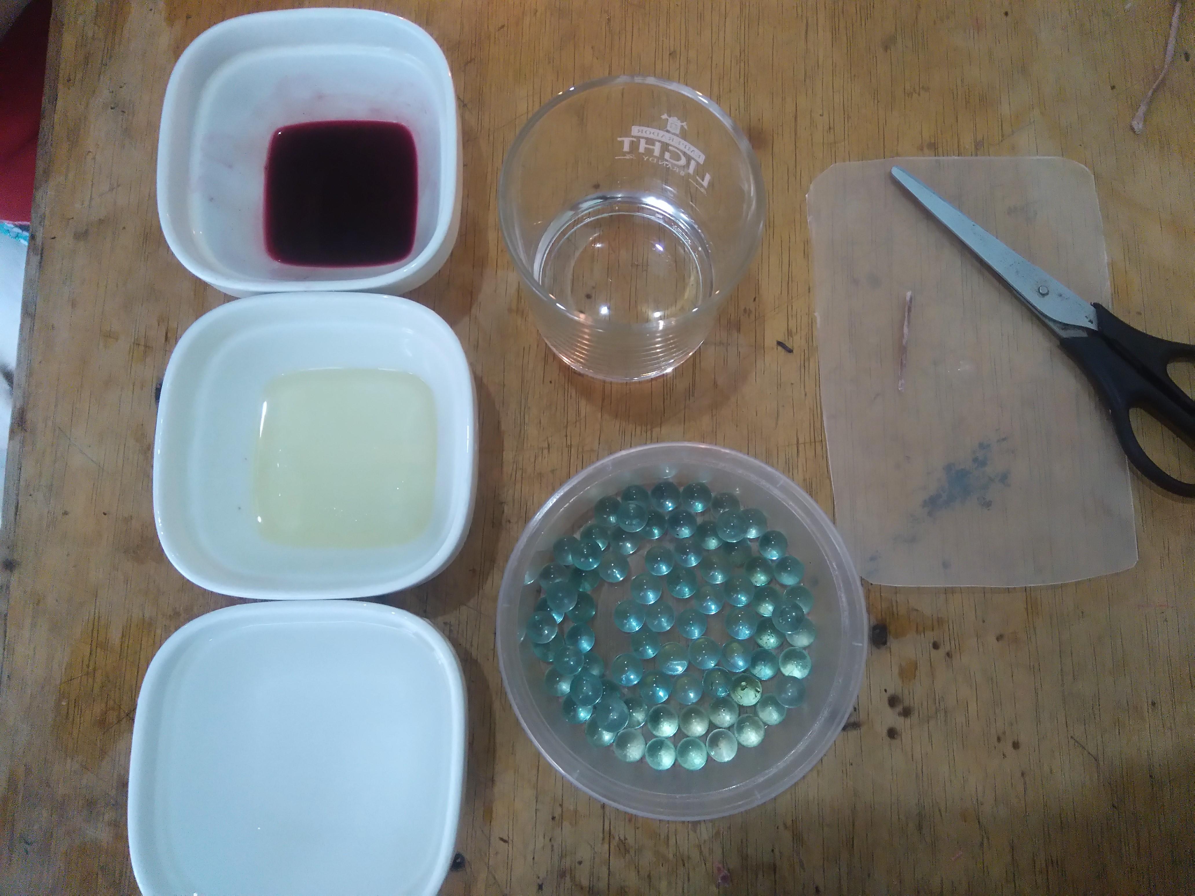Picture of Prepare All the Materials