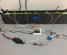 Arduino LTC6804 Battery Management System