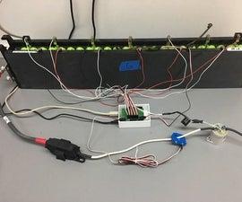 Arduino LTC6804 Battery Management System