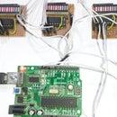 3 Arduino Pins to 24+ Output Pins