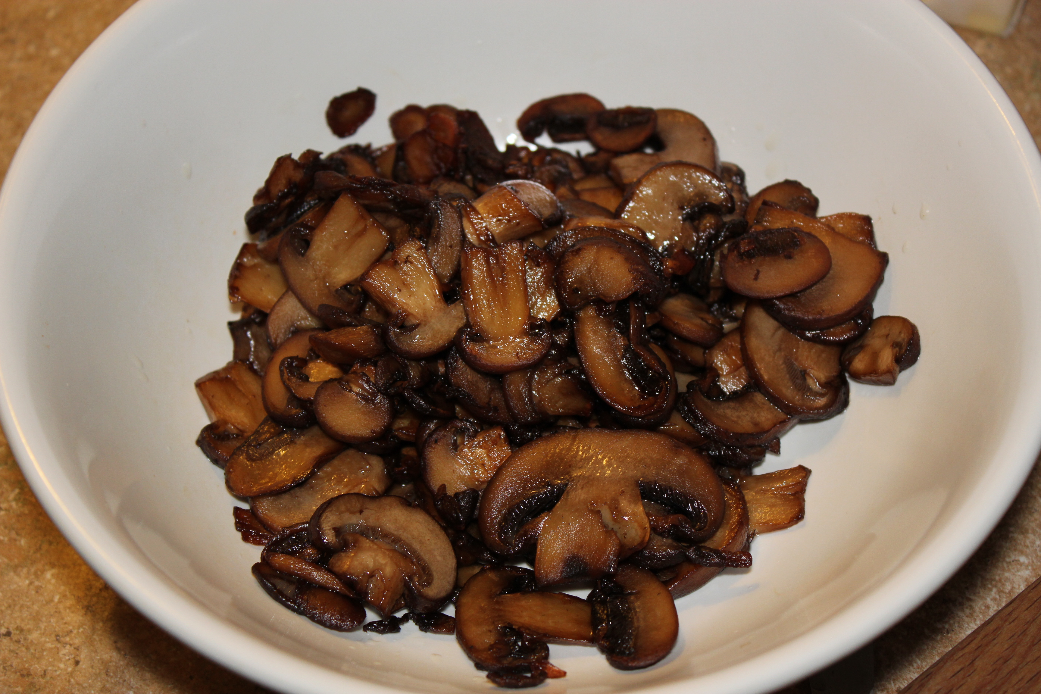 Picture of Mushrooms and Onions