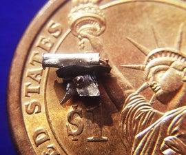 micro rubber band gun
