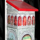 Beautiful Pompeii Style Decoupage Project (art included)