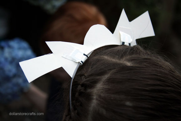Picture of Step 4: Make a Paper Doll Headband