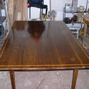 Federal Style Dining Room Table