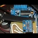 Arduino Project : Gyro/Accelerometer MPU-6050 and Adafruit Motor Driver Shield
