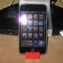 Most Simple Ipod Touch/Iphone stand EVER!