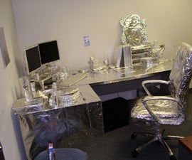 The Office of the Silver Surfer