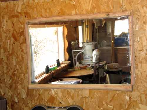 Picture of Mirror or Picture Frame