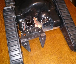 Quad Track Arduino Robot