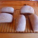 Whole Grain Wheat Bread