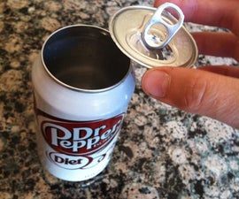 Soda Can Cup/Container