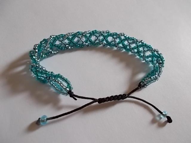 Picture of Beaded Loops Bracelet