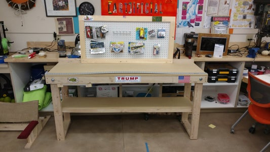 The Fish Bench