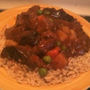 Hunger Games: Katniss' Favorite Lamb and Dried Plum Stew