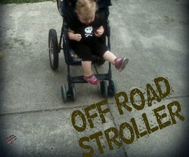 Off Road Stroller Conversion