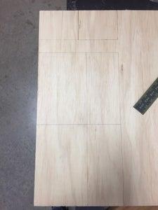 Cutting the Wood