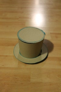 Make a Cardboard Hat
