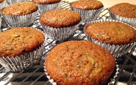 Etta's Zucchini Muffins