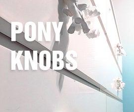 Make Some Cute Pony Knobs