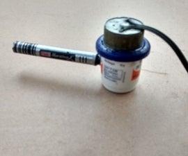 DIY small motor pump