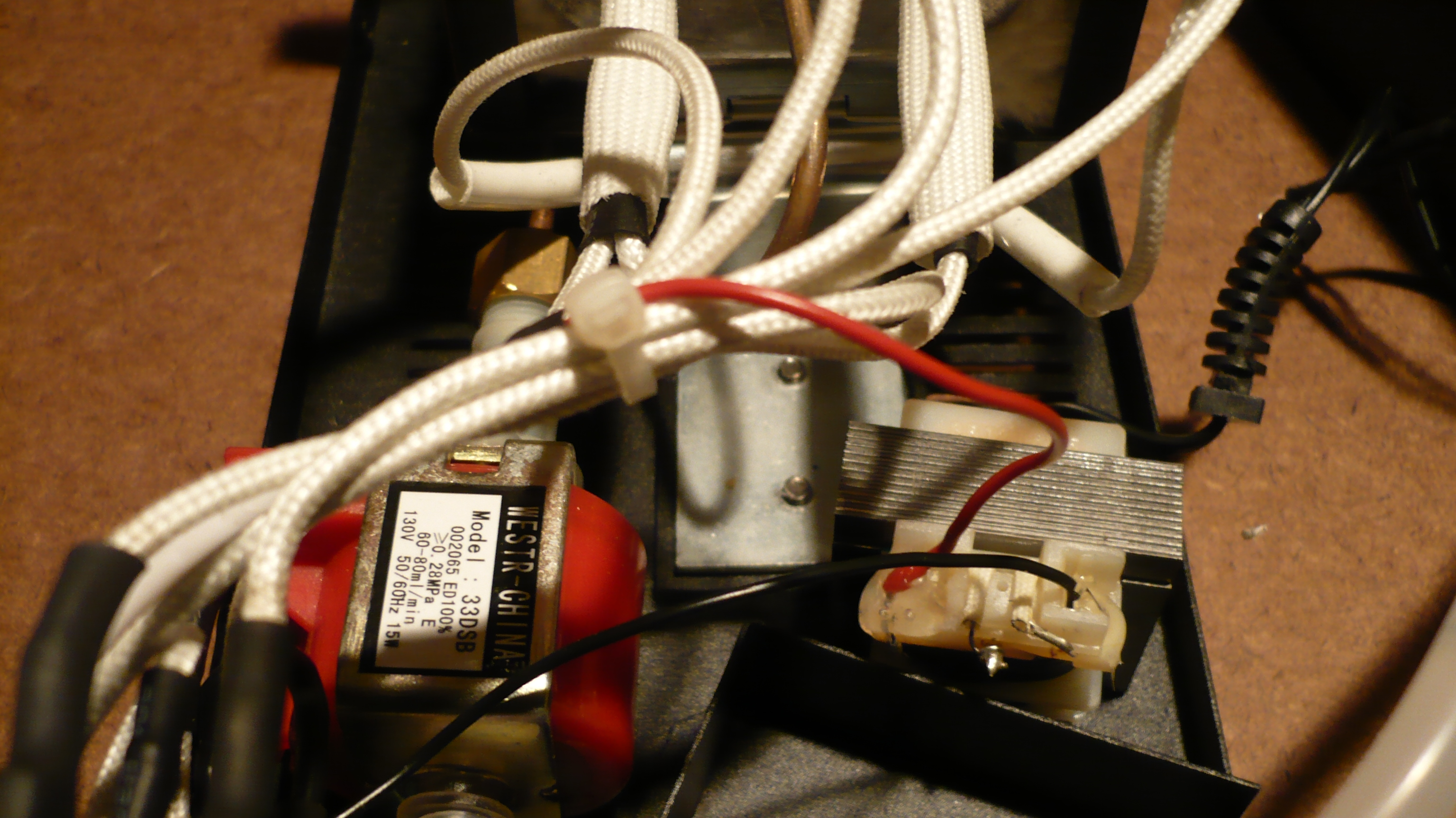 Picture of Wiring the Rectifier
