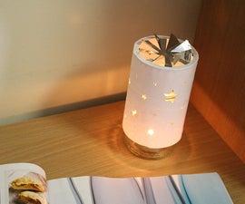 DIY Carousel Lantern