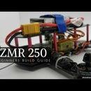 QAV ZMR 250 Mini Quadcopter Drone Build Guide