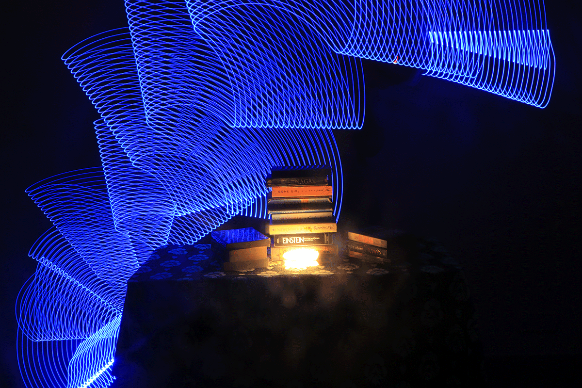 Picture of Arduino Based Multi Color Light Painting Wand