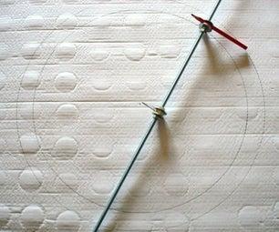 Extra Large Beam Compass