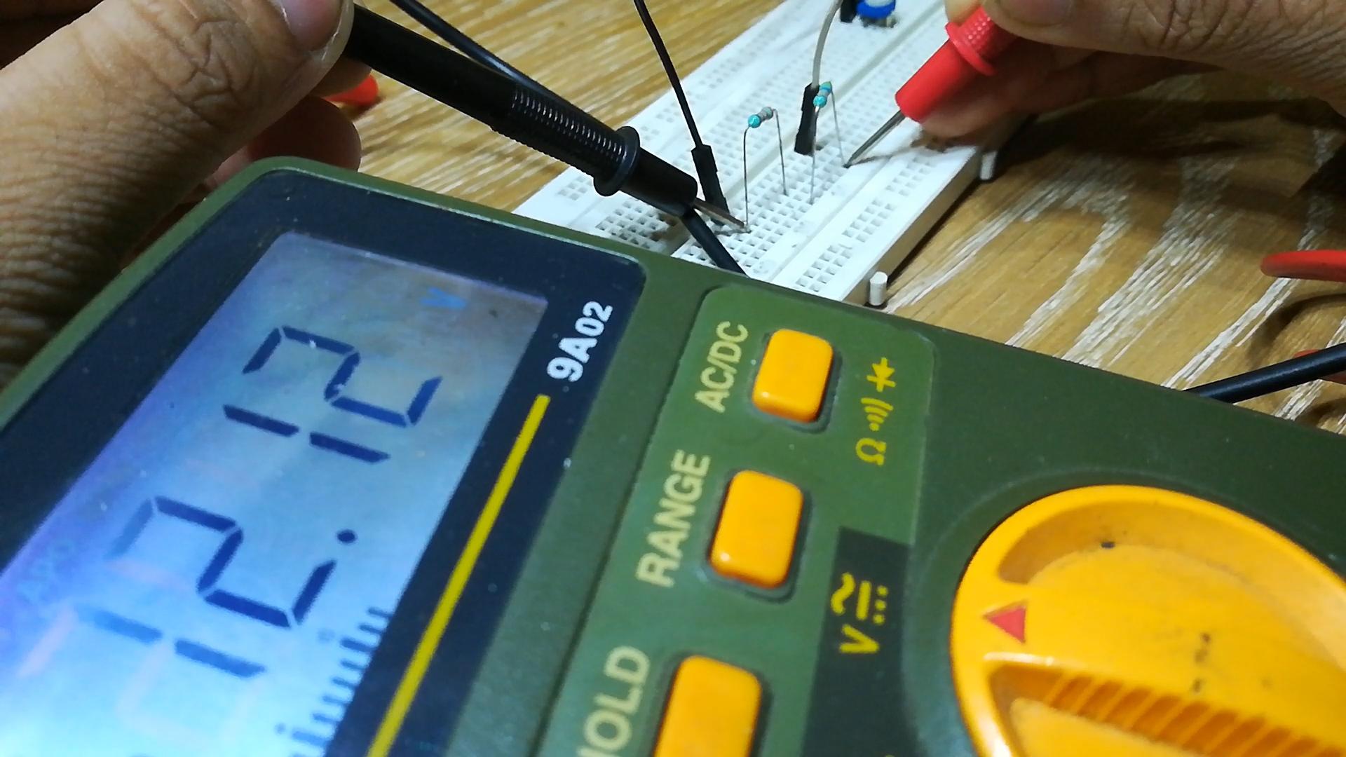 Picture of Voltage Measurement Using Arduino