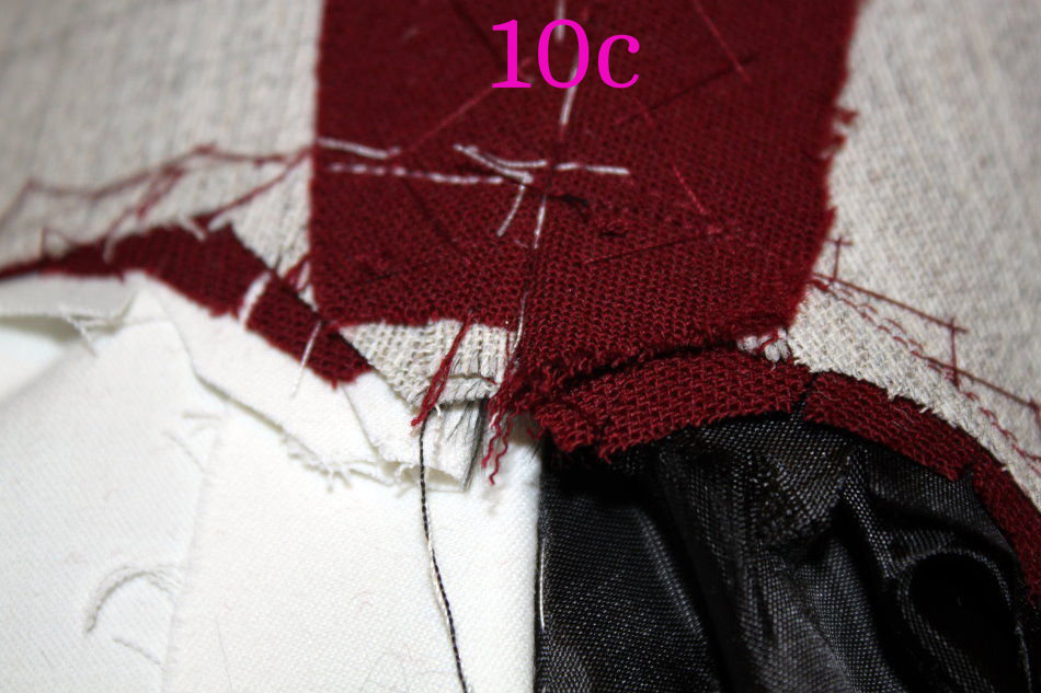 Picture of Join Fabric and Lining