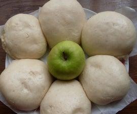 Buttery Apple Buns