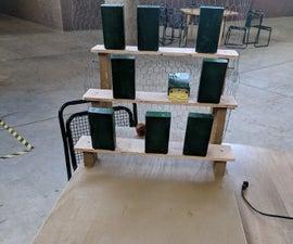 DIY Zombie Slingshot Game