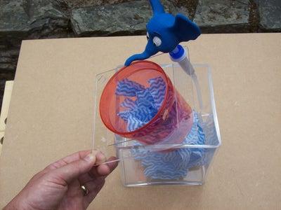 Assemble the 'Eleplant 3D'