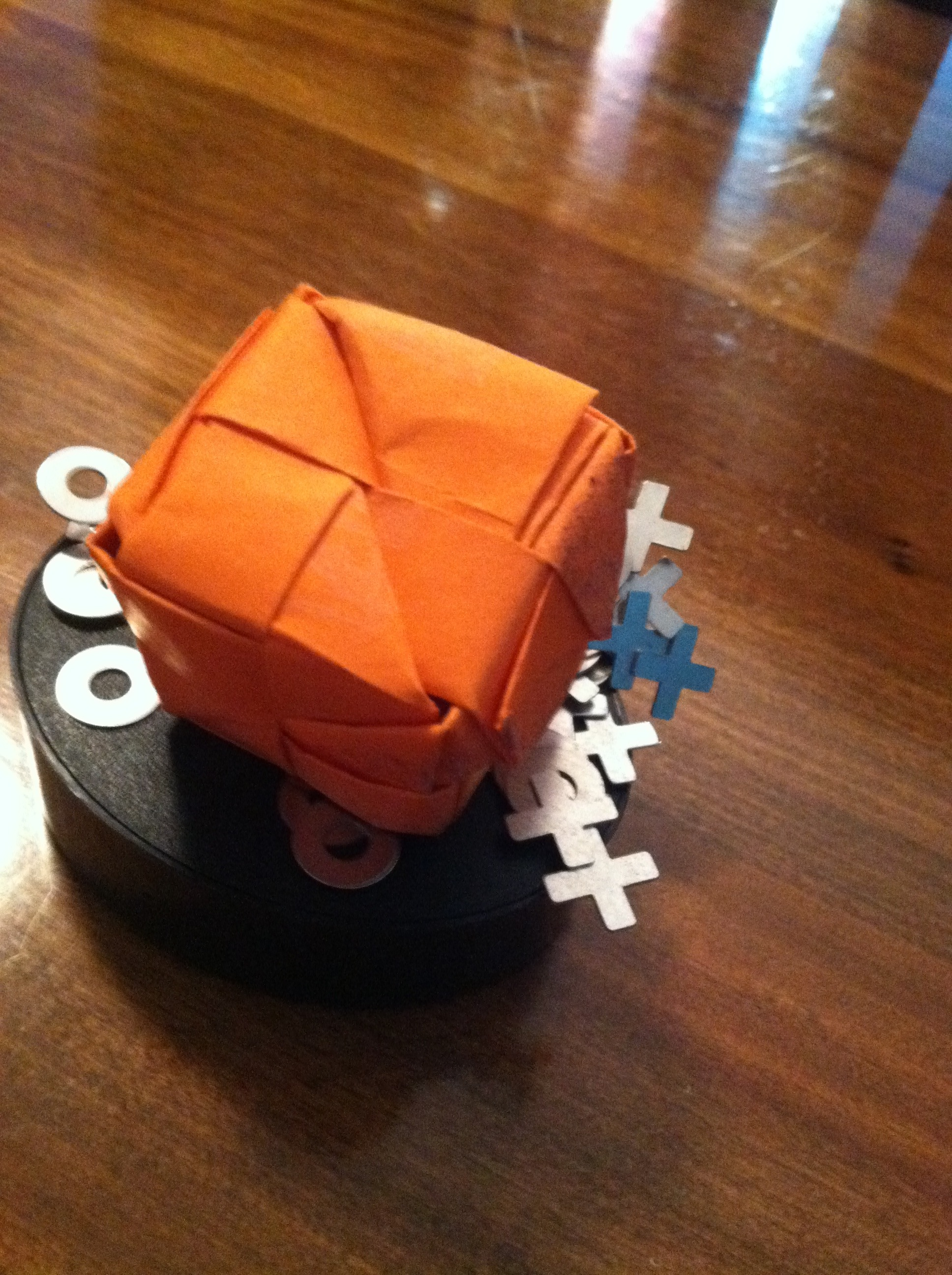 Picture of Post-it Cube