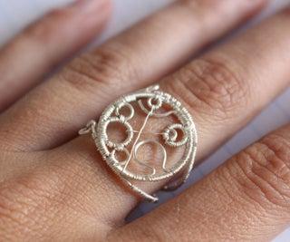Circular Gallifreyan Rings