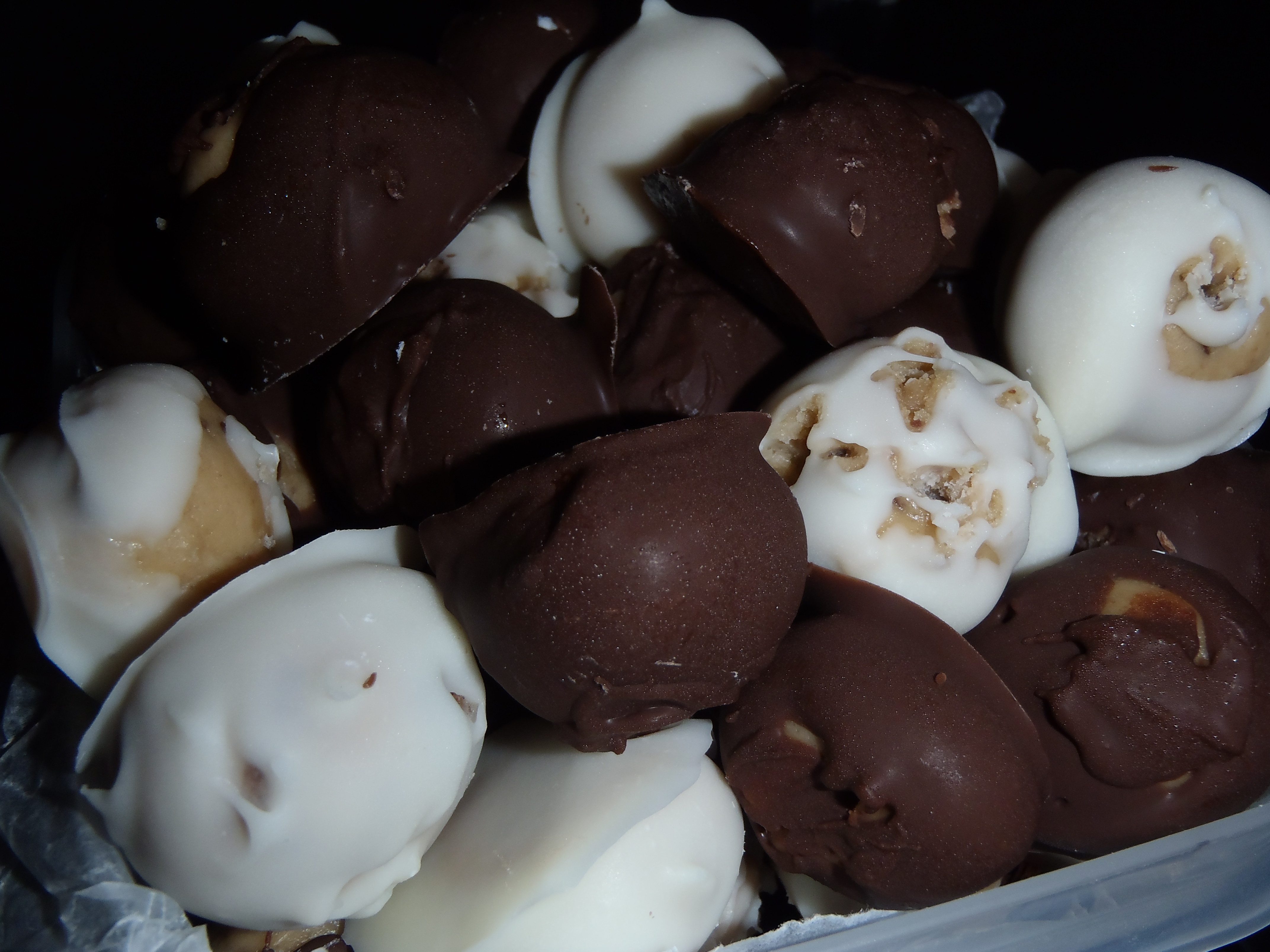 Picture of Cookie Dough Truffles
