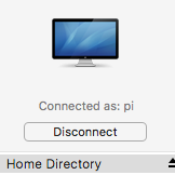 How to Share Files Between Mac OSX and Raspberry Pi