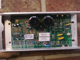 How do i wire up a brand new 2.5hp treadmill motor & speed controller ? -  InstructablesInstructables