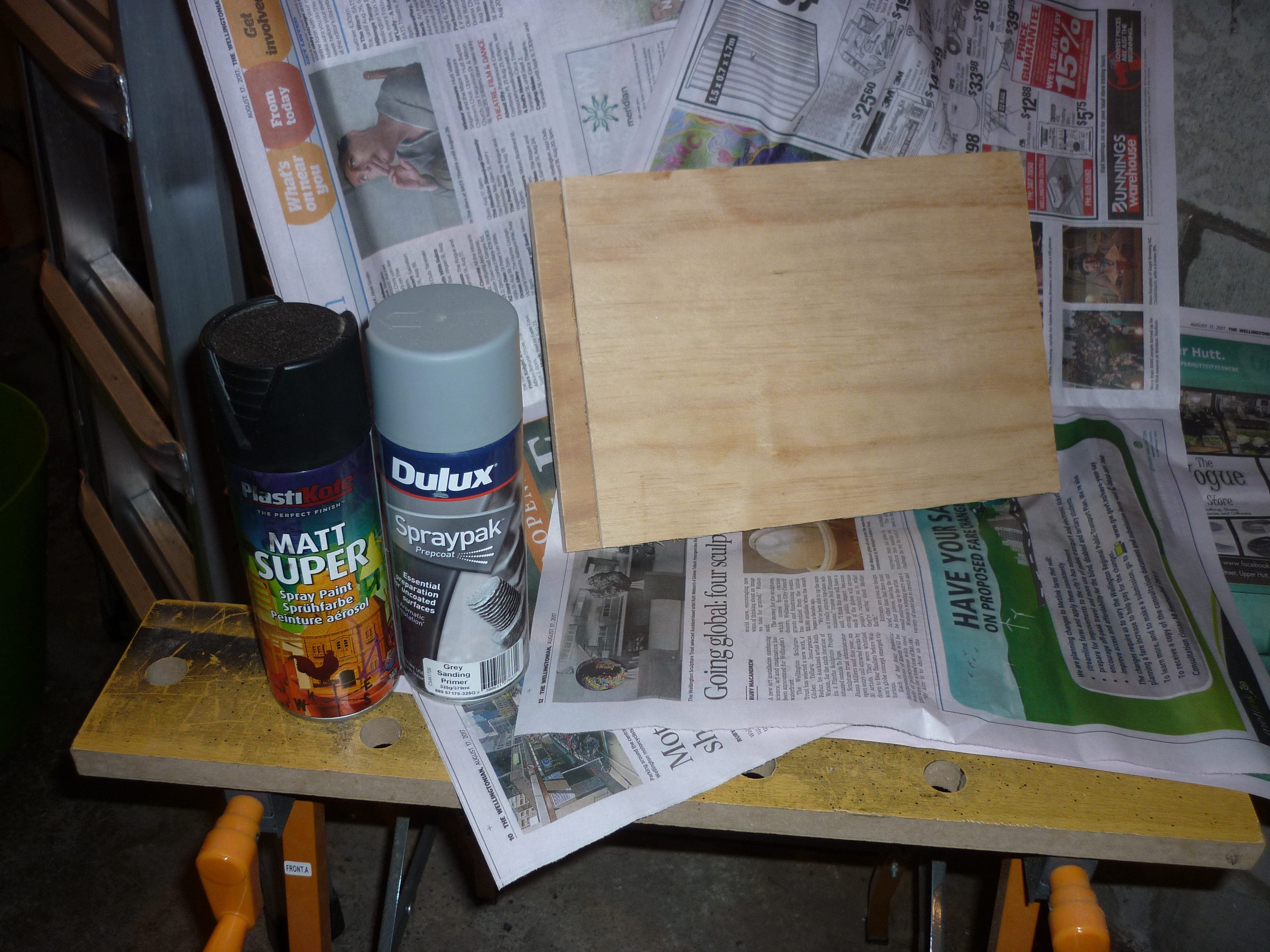 Picture of Painting, Varnishing and Lining the Frame
