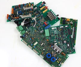 Harvesting Electronic Components