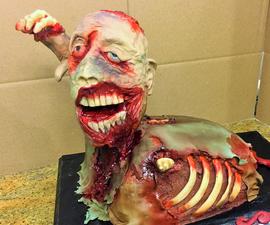 The Zombie cake