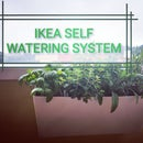 IKEA Self Watering System