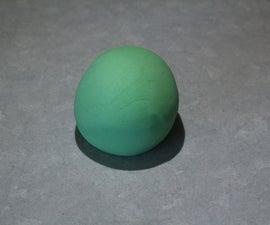 Easy Non-Toxic Play Dough