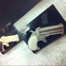 Derringer pistol replication (3d print)